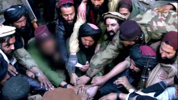 سایه جنگ بیعت بر سر امنیت افغانستان