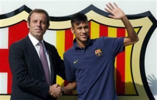 پایان پرونده نیمار برای باشگاه بارسلونا