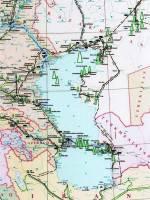ترافیک خطوط انرژی در قفقاز
