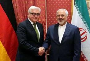 تاکید ایران و آلمان بر گسترش همکاری در همه زمینه ها