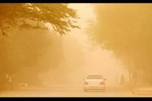 وضعیت بحرانی کیفیت هوا در کرمانشاه