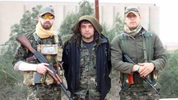کماندوهای 12 کشور غربی در کنار کُردهای سوریه می جنگند