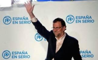 پیروزی حزب حاکم مردم اسپانیا در انتخابات نخست وزیری اسپانیا