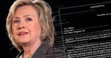 افشا شدن بخش جدیدی از ایمیلهای حذف شده از سوی کلینتون