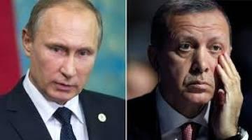 پوتین اردوغان را مجبور به عذرخواهی کرد