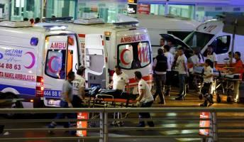 جزئیاتی جدید از حملات تروریستی فرودگاه استانبول + تصاویر