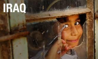 از هر پنج کودک عراقی یک کودک در معرض مرگ