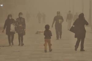 توصیه های بهداشتی برای حفظ سلامت در هوای غبارآلود
