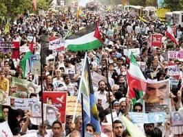 ملت فلسطین هرگز تنها نخواهد بود