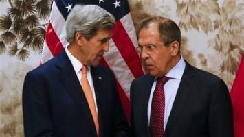 تاکید مجدد لاوروف و کری برای همکاری مشترک در سوریه