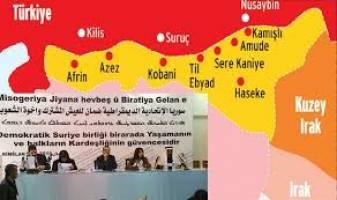قانون اساسی اقلیم دموکراتیک فدرال شمال سوریه در یک نگاه