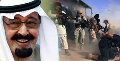 نقش عربستان در گسترش تروریسم در جهان