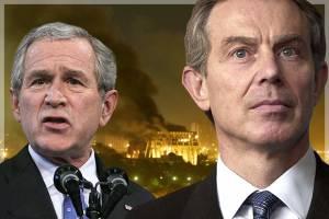 میراث بوش و بلر در عراق