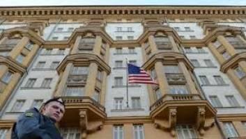 اخراج دیپلمات های روس از آمریکا