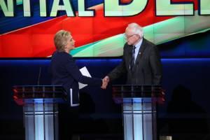 برنی سندرز فردا رسماً از هیلاری کلینتون حمایت میکند