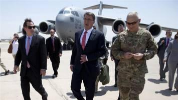 سفر غیرمنتظره وزیر دفاع آمریکا به عراق و اعزام نیروی جدید به این کشور
