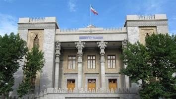 ایران سفیر فرانسه را احضار کرد