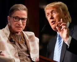 ترامپ: قاضی دیوان عالی آمریکا باید استعفا دهد