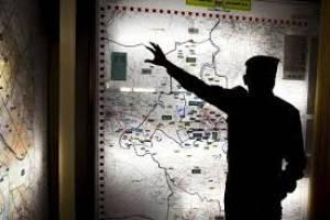 خلافت داعش درحال سقوط