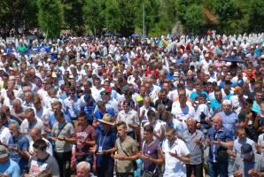 بیست ویکمین سالگرد قتل عام در سربرنیتسا