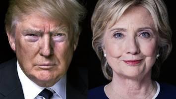 پیشی جستن کلینتون از ترامپ در چهار ایالت کلیدی!