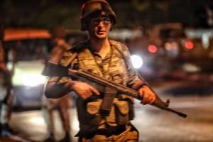 گزارش تصویری از کودتا در ترکیه(۲)