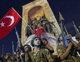 بررسی چرایی، علل و پیامدهای کودتای نافرجام ترکیه