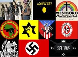 10 گانه تبهکارترین گروههای سیاسی و اجتماعی بین المللی