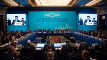 هشدار گروه 20 درباره پیامدهای برگزیت بر رشد اقتصاد جهانی
