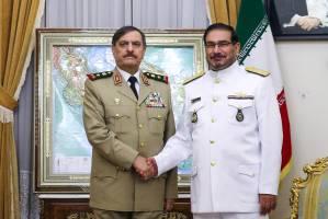 گسترش همکاری های امنیتی و اقتصادی پاکستان با ایران