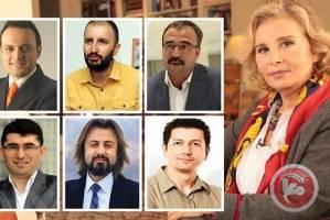 حکم بازداشت 42 روزنامه نگار در ترکیه