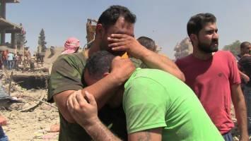 انفجارهای تروریستی قامشلی به روایت تصویر