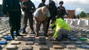 کشف و ضبط ۲.۲۹ تن کوکائین توسط گارد ساحلی کاستاریکا