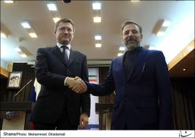 تهران و مسکو در مسیر گسترش همکاری های دو جانبه