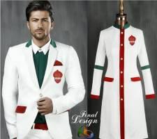 عکسی از طرح نهایی لباس کاروان المپیکی ایران