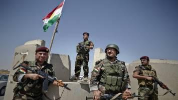 نیروهای کرد عراق مناطق نفتی را بازپس گرفتند