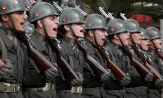 پاکسازی اینبار در دانشکده های افسری ترکیه