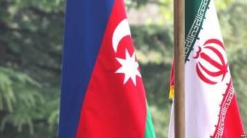 ایران و آذربایجان به روی جاده دو طرفه