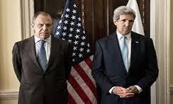 با لاوروف بر سر سوریه دیدار خواهم داشت