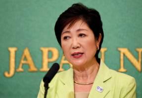 بک زن برای نخستین بار فرماندار توکیو شد