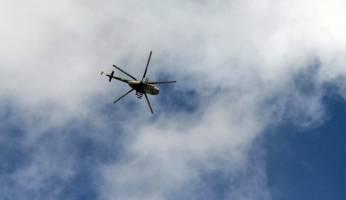 پنج کشته در سقوط بالگرد نظامی روسیه در سوریه