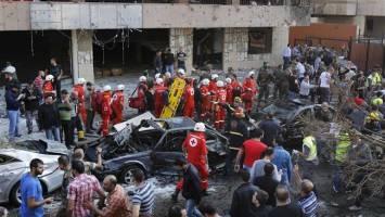 بازداشت عامل حملۀ تروریستی به سفارت ایران در لبنان