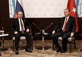 ترکیه و روسیه به دنبال تحقق بخشیدن به رویای خط لوله گاز