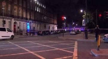 یک کشته و ۵ زخمی در مرکز لندن