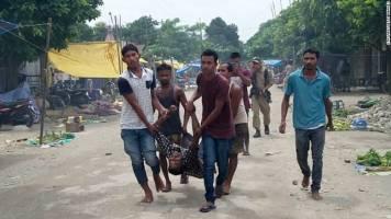 مهاجمان مسلح 14 نفر را کشتند