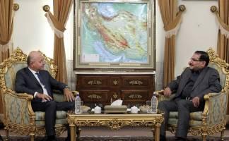 شمخانی: پیوند عمیق ایران با کردهای عراق حاصل همکاری و مبارزه مشترک/ برهم صالح: ایران شریک استراتژیک ماست