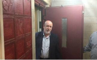 عکسی از مرد همه کاره استقلال در باشگاه پرسپولیس