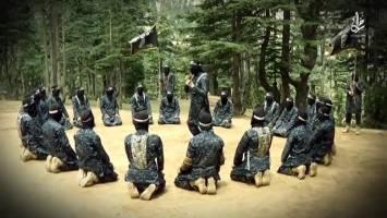 تحلیل رفتن همه جانبه قوای داعش