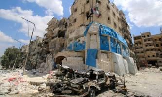 بر فراز حلب منطقه پرواز ممنوع اعلام کنید