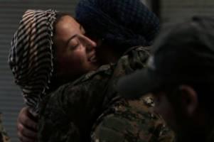 منبج در آغوش آزادی